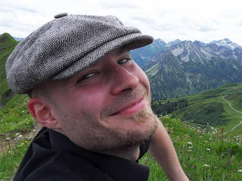 <b>Stefan Weiss</b> - User Experience Designer & Information Architect aus München - stefan-weiss